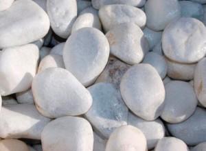 Saco-piedra